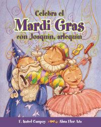 Cover Celebra el Mardi Gras con Joaquín, arlequín
