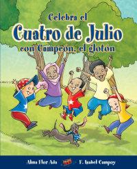 Cover Celebra el Cuatro de Julio con Campeón, el glotón