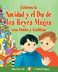 Cover Celebra la Navidad y el Día de los Reyes Magos con Pablo y Carlitos