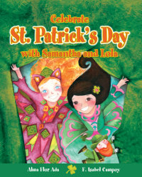 Cover Celebrate St. Patrick's Day with Samantha and Lola