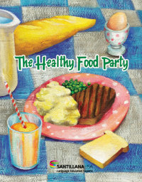 Cover The Healthy Food Party