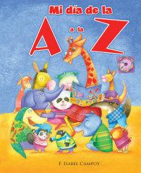 Cover Mi día de la A a la Z
