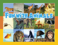 Cover Fun with Animals