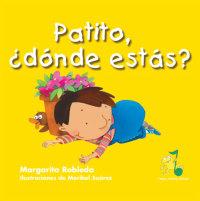 Cover Patito, ¿dónde estás?