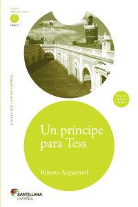 Cover Un príncipe para Tess (Libro + CD)