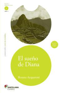 Cover El sueño de Diana (Libro + CD)
