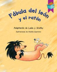 Cover Fábula del león y el ratón