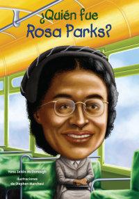 Cover ¿Quién fue Rosa Parks?
