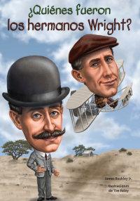 Cover ¿Quiénes fueron los hermanos Wright?