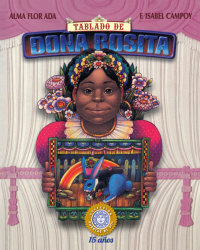 Cover Tablado de Doña Rosita