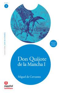 Cover Don Quijote de la Mancha I (Libro + CD)