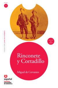 Cover Rinconete y Cortadillo (Libro + CD)