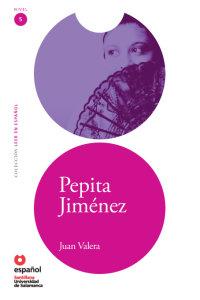 Cover Pepita Jiménez