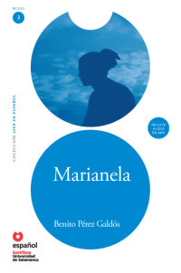 Cover Marianela (Libro + CD)