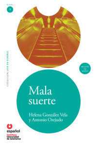 Cover Mala suerte (Libro + CD)