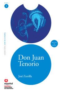 Cover Don Juan Tenorio (Libro + CD)