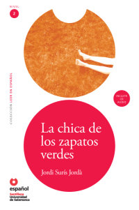 Cover La chica de los zapatos verdes (Libro + CD)