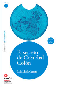 Cover El secreto de Cristóbal Colón (Libro + CD)