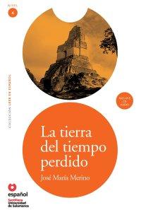 Cover La tierra del tiempo perdido (Libro + CD)