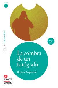 Cover La sombra de un fotógrafo (Libro + CD)