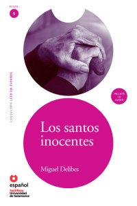 Cover Los santos inocentes (Libro + CD)