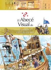 Cover El abecé visual de viajeros y exploradores