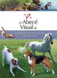 Cover El abecé visual de los animales domésticos y de granja