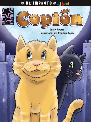 Cover Copión