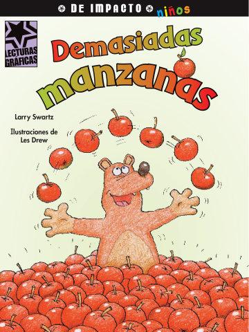 Cover Demasiadas manzanas