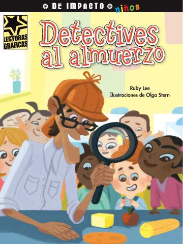Cover Detectives al almuerzo