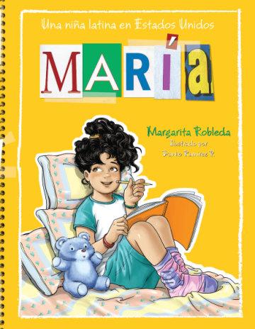 Cover María: una niña latina en Estados Unidos