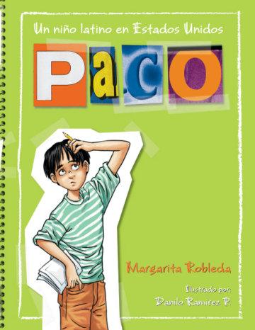 Cover Paco: un niño latino en Estados Unidos