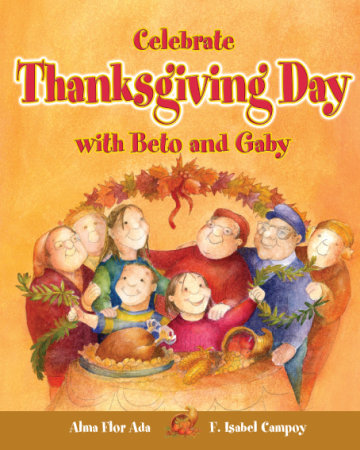 Cover Celebrate Thanksgiving Day with Beto and Gaby
