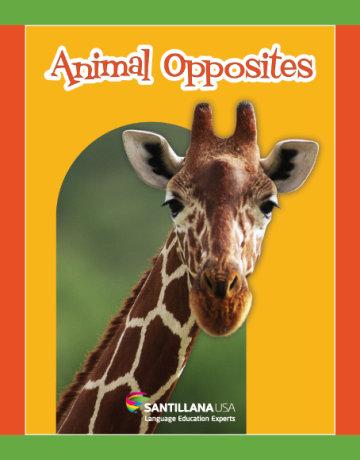 Cover Animal Opposites