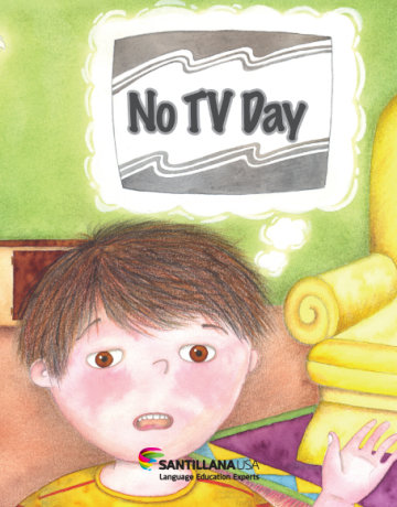 Cover No TV Day