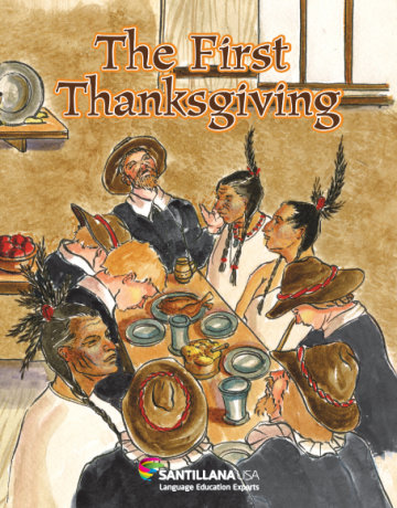 Cover The First Thanksgiving