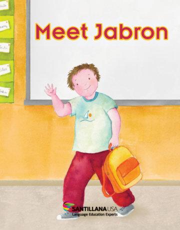 Cover Meet Jabron