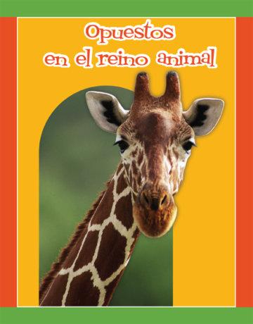 Cover Opuestos en el reino animal