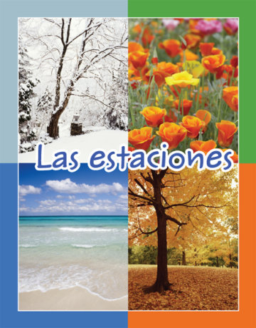 Cover Las estaciones