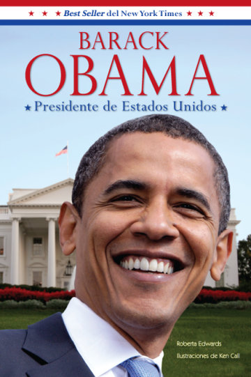 Cover Barack Obama: Presidente de Estados Unidos