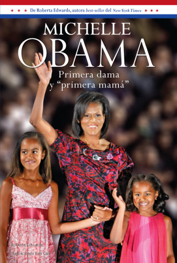 Cover Michelle Obama: Primera dama y