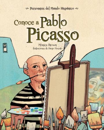 Cover Conoce a Pablo Picasso