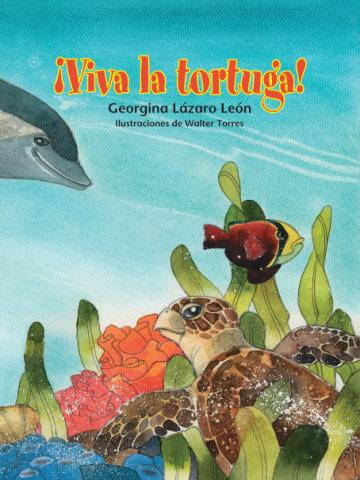 Cover ¡Viva la tortuga!