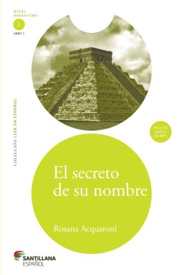 Cover El secreto de su nombre (Libro + CD)