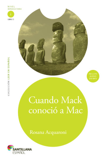Cover Cuando Mack conoció a Mac (Libro + CD)