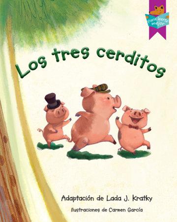 Cover Los tres cerditos