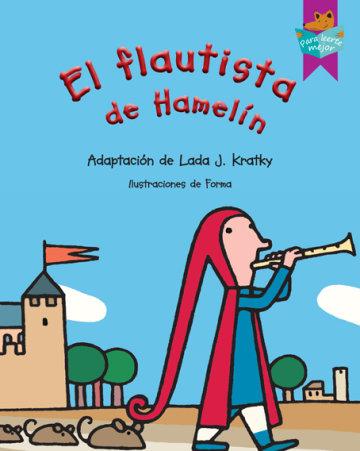 Cover El flautista de Hamelín