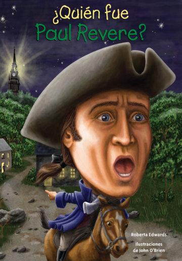 Cover ¿Quién fue Paul Revere?
