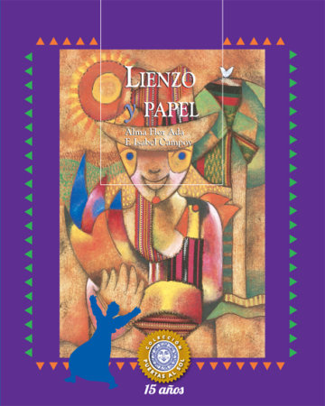 Cover Lienzo y papel