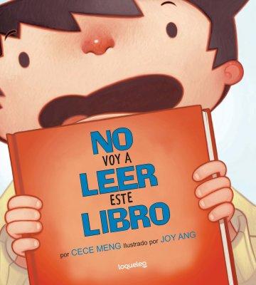 Cover No voy a leer este libro